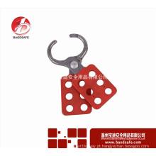 Wenzhou BAODSAFE Bloqueio de segurança Economia Alumínio Lockout Hasp LOTO Lock BDS-K8611