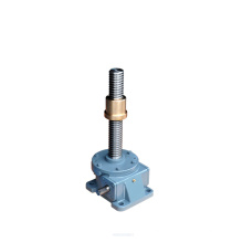 Manufacturer SWL series jack for lift system power transmission worm gearbox speed reducer hand wheel screw jack