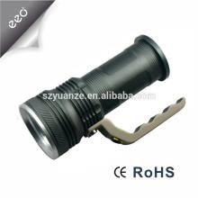 China atacado levou lanterna torch garantia de qualidade, durável e prático led tocha lanterna / levou tocha elétrica