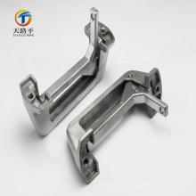 alça de porta de fundição em alumínio