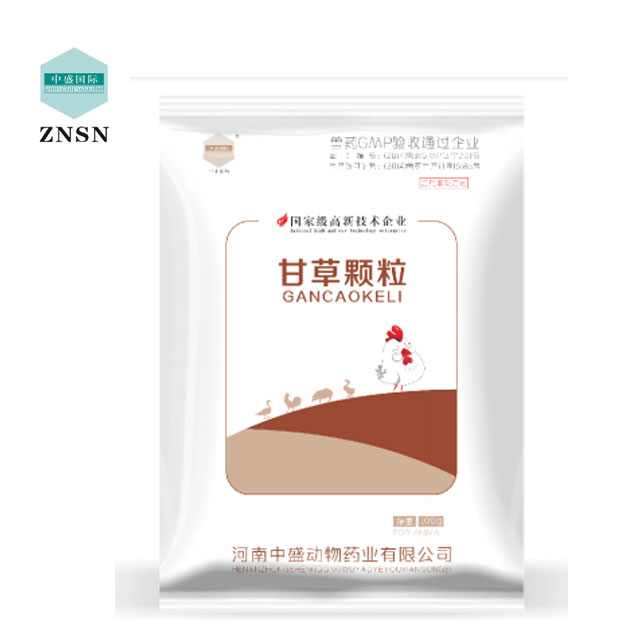 Antiviral Herbal Medicine Licorice Granule