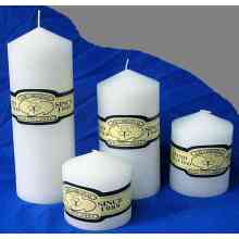 lilin gereja lilin flameless jendela lilin