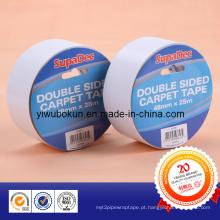 Fitas de tecido de face dupla (transportador de tecido revestido com adesivo acrílico)