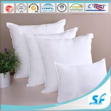 Travesseiro de fibra oca virgem de qualidade de hotel cinco estrelas 7D