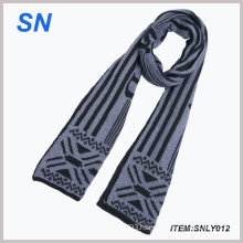 Winter Fashion Knitted Unisex Scarf