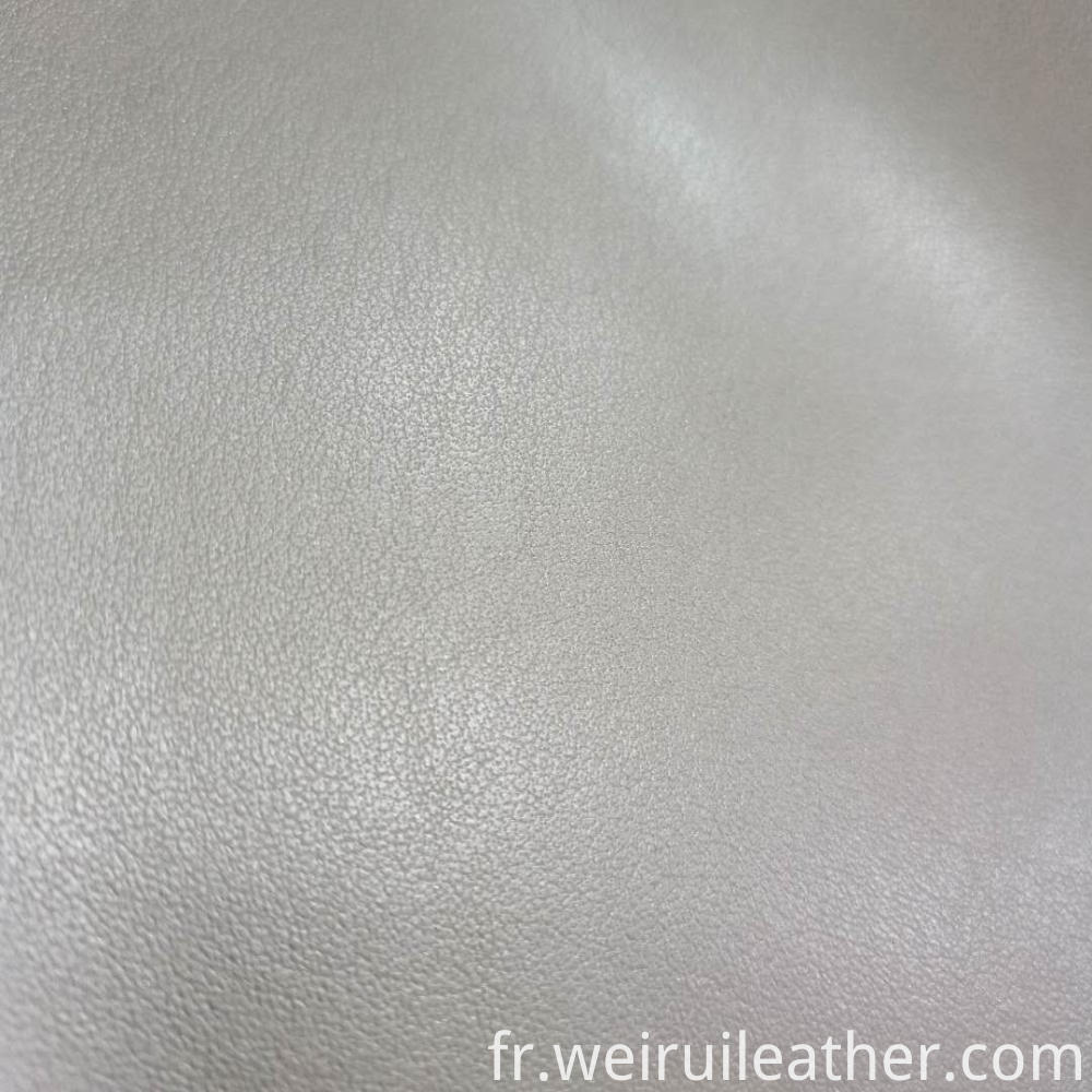 Good Density And Toughness Pu Leather