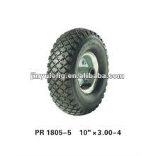 rubber wheel 2.50-4