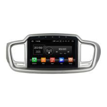 Two Din Android 8.0 Car DVD Sorento 2015