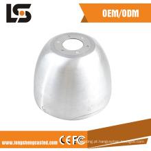 Melhor preço Unidades de fundição sob pressão de alumínio Parte de luz LED Light