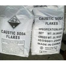 Industry Grade Caustic Soda Flakes 99%: