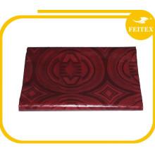 Commerce Assurance afrique bazin broderie design robe feitex bazin coton tissu vêtement