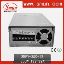 350W 12V15V24V48V Fuente de alimentación de conmutación LED a prueba de lluvia