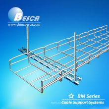 Bandeja de cables y accesorios de la cesta de alambre - (UL, cUL, CE, IEC, ISO)