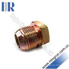 JIS Gaz Mâle 60 Coude Hydraulique Prise Connecteur Tube Adaptateur (4S)