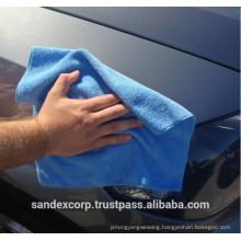 luxury car microfiber cloth