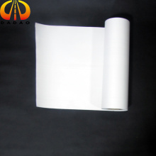 UV resistance white opaque polyester foil