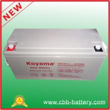 12V 150ah Deep Cycle Gel Solar Battery for Solar System