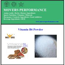 Поставка высококачественного натурального витамина B6