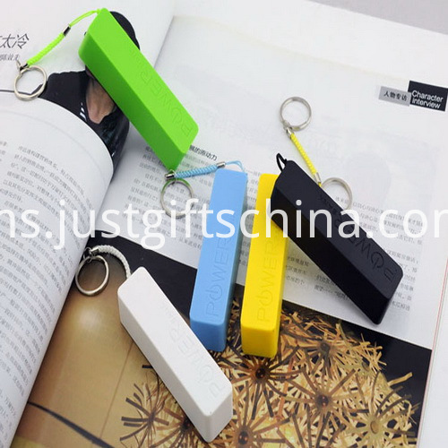 Promotional Keychain Power Bank 2600mAh_6