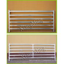 1X2.1m, 1X2.8m panneaux de clôture de bétail panneaux de cour de moutons panneaux de moutons et de chèvres