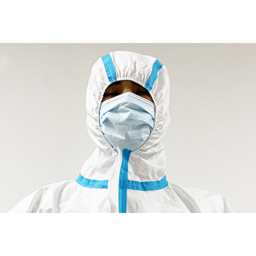 Einwegvlies Pe Coated Isolation Gown Universal Size