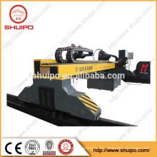 Máquina cortadora de plasma / llama SHUIPO CNC plasma cuting cnc de chapa