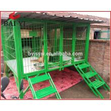 Venda de gaiola de grande porte de aço para venda