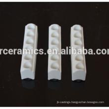 Steatite Material Ceramic cartridge heater bushes