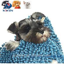 Toalha de secagem do cão de estimação de Chenin de Microfiber de 31inch x de 14inch com bolsos da mão