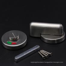 Stainless Steel Lock Bathroom Toilet Roun Style