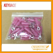 Red Heat Shrink Ring Insulated Terminals