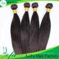 2016 Hot Sales Indian 100% Unprocessed Virgin Hair Remy Human Hair Extension