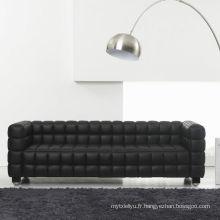 Canapé Kubus Style européen pour meubles de salle de séjour de luxe