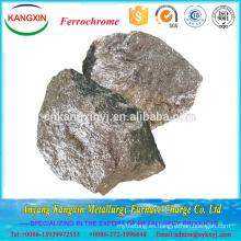 Ferrocromo con poco carbono / ferrocromo nitrurado para la venta caliente de acero