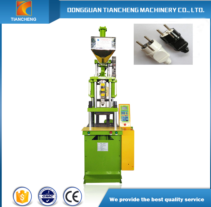 Vertical Plastic Injection Mouldng Machinery