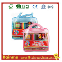 School Stationery Set in PVC Bag