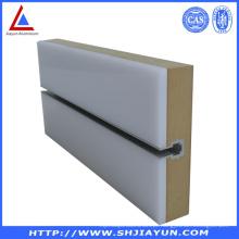 Perfil de alumínio personalizado por fabricante chinês