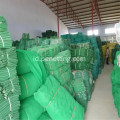 HDPE Konstruksi Safety Net Fire Resistant Protection Net