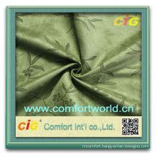 Fashion New Design 100% Polyester Jacquard Suede Sofa Fabric