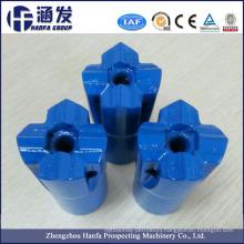 Tungsten Carbide Insert Taper Cross Drill Bit