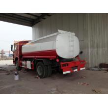 Camion citerne à eau de construction à rendement élevé Sinotruk 10CBM