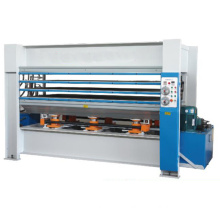 High-Profile PVC/ Hot Transfer Face Board Heating Covering Machine