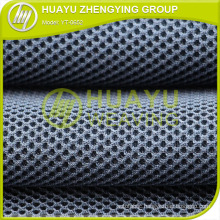 polyester knitted spacer backpacks mesh fabric