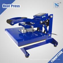 HP230A Controle Digital Novo Design Pequeno tamanho Calor Máquina de imprensa para transferência de calor T Shirt