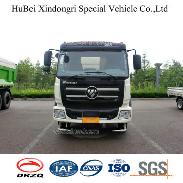9cbm 9ton Foton Euro 5 Water Sprinkler Tank Truck with CNG LNG Gas Engine