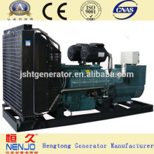 WUDONG генератор 275 кВА открытого типа набор кадров
