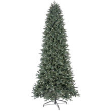 9 FT. Just Cut Deluxe Aspen Fir Artificial Christmas Tree with 700 Color Choice LED Lights (MY100.080.00)
