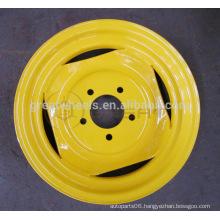 tractor wheel rims, W12X24,W10x32,W11x38 for high strength