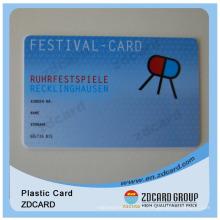 Tarjeta de membresía / tarjeta de prepago / código de barras / tarjeta de PVC / tarjeta de plástico