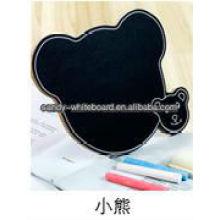 wooden frame mini blackboard wooden clip blackboard XD-WD018-1